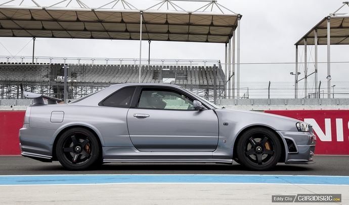 Photos du jour : Nissan Skyline R34 GTR (Exclusive Drive)