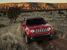 Les livraisons de Jeep Renegade stoppées à cause d'un problème de boîte