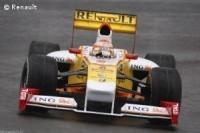 F1-Essais à Jerez: Renault pas trop à l'aise.