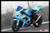 Suzuki GSX-R 1000 2008 by Orca : Moto GP Réplica