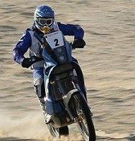 Rallye des Pharaons : 2ème étape, Viladoms recolle Barreda