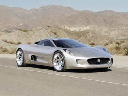 Future Jaguar C-X75: 5 protos construits