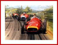 Philippe Graton retrace les aventures de Juan-Manuel Fangio
