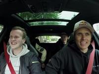 Vidéo : Jon olsson chauffeur pour Uber avec sa RS6 de 950 chevaux