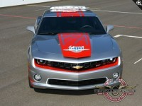 Indy 500: Le pace car 2009 sera une Camaro SS !