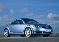 Audi TT traction, dernière version
