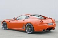 Salon de Francfort : Ferrari 599 GTB Fiorano by Hamann