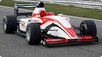 Premiers tours de roue de la nouvelle Formule 2