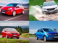 Opel: quatre modèles disparaissent de la gamme