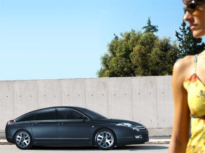 C6 : Citroën défie les allemandes
