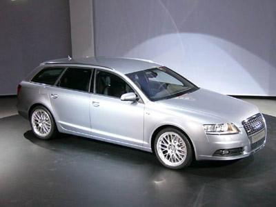 Audi A6 Avant : un air de famille