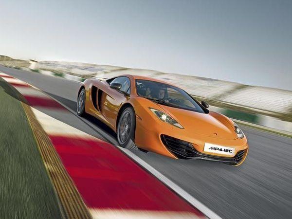 McLaren MP4-12C : 0 à 97 km/h en 2.9s !