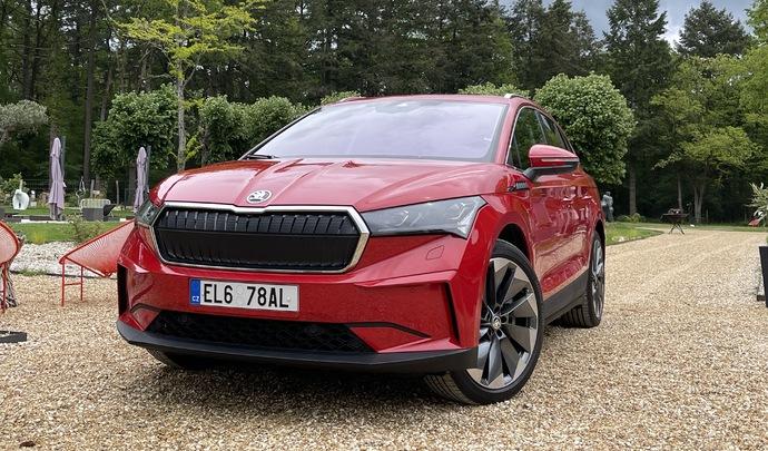 Essai vidéo – Skoda Enyaq iV (2021) : que reste-t-il au VW ID.4?