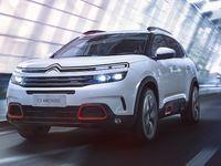 Citroën s'attend déjà à un beau succès du C5 Aircross