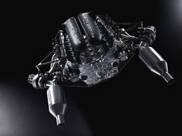 (Minuit chicanes) Un moteur V12 diesel peut-il voler?