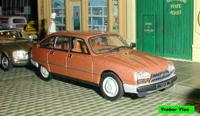 Miniature : Citroën GSA de 1979