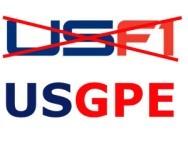 L'USF1 est morte, vive l'USGPE !