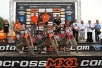 EMX2 - Finlande : Soderberg s'impose, Steven Lenoir proche du titre