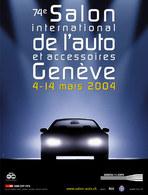 Spécial Salon de Genève 2004 :   toutes les nouveautés   en avant-première