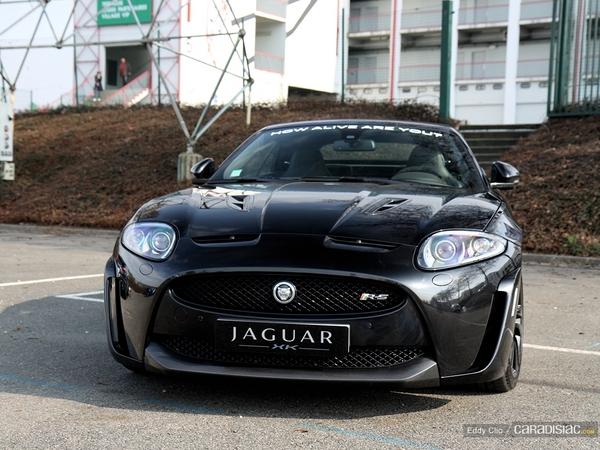 Photos du jour : Jaguar XK RS (Rallye de Paris)