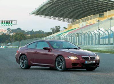BMW M6 : l'hélice la plus puissante