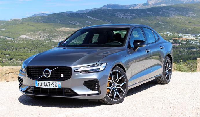 Essai vidéo - Volvo S60 : plaisir non coupable