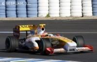 F1-Essais à Jerez, jour 3: Renault avance, Fernando accélère !