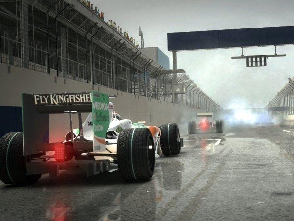 F1 2010 la bande annonce officielle