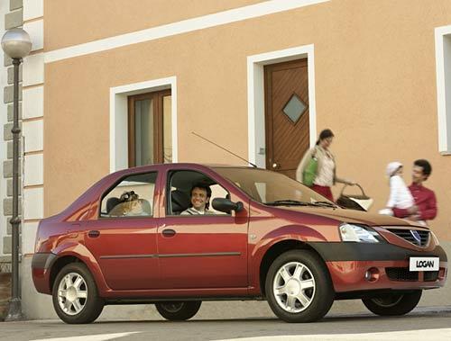 Renault va-t-il oser   la Logan en France ?