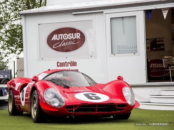 Photos du jour : Ferrari P4 Replica (Classic Days)