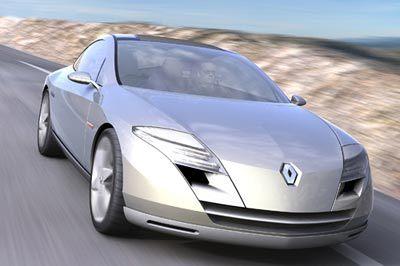 Le Renault Fluence est-il   le futur coupé Laguna 3 ?