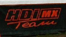 Le Team HDI après Iffendic