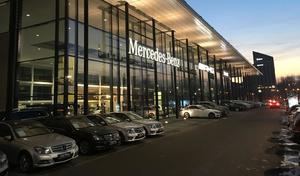 Diesels : 870millions d'euros d'amende pour Mercedes