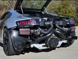 R8 GT Underground Racing : 1800 chevaux et plus si affinités