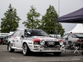 Photos du jour : Audi Quattro Sport (Les Grandes Heures de L'Automobile)