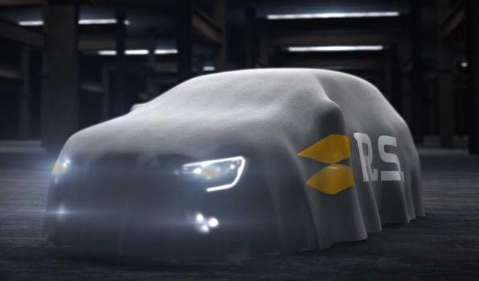 Renault : la Mégane RS discrète sur le plan du style