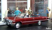 Miniature : 1/43ème - CHEVROLET Impala