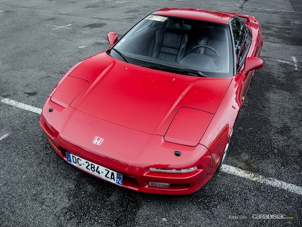 Photos du jour : Honda NSX (Classic Days)