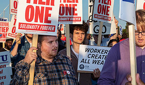 General Motors : la plus longue grève depuis les années 70