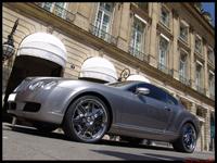 La photo du jour : Bentley Continental GT