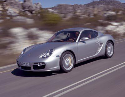 Porsche Cayman S : mi 911-mi Boxster