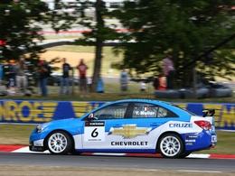 WTCC-Brands Hatch: Muller décroche la pole.