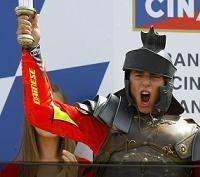 Moto GP - Aragon: On dirait presque que c'est fait pour Lorenzo !