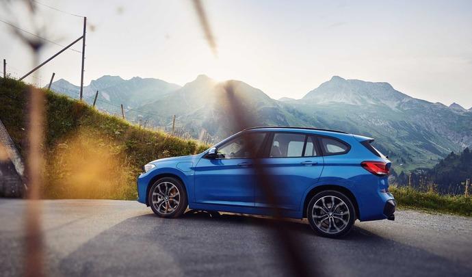 BMW X1 xDrive25e : à partir de 46 500 €