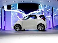 Toyota IQ: chère petite...