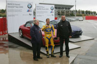 Colin Edwards remporte un BMW Z4 M Roadster