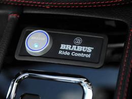 Brabus Ride Control, pour que le Classe G colle (enfin) à la route
