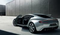 Future Aston Martin One-77: toujours virtuelle