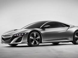 Endurance/WEC - Honda en GT dès 2014 avec sa nouvelle NSX