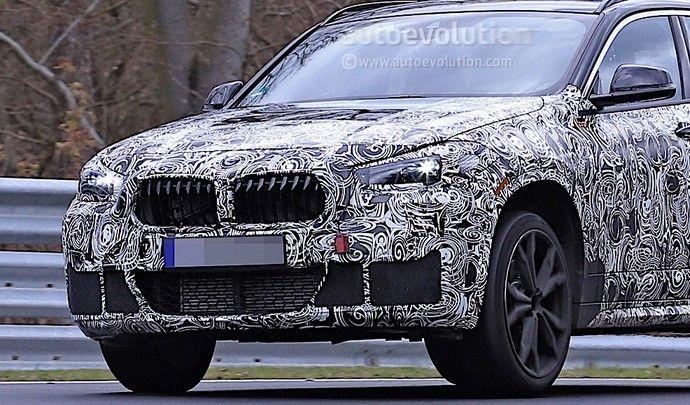 Le BMW X2 surpris dans sa version définitive